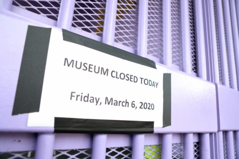 Children's Discovery Museum closed due to coronavirus